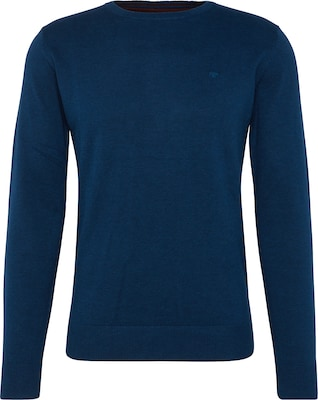 TOM TAILOR Pullover 'basic crew-neck sweater'