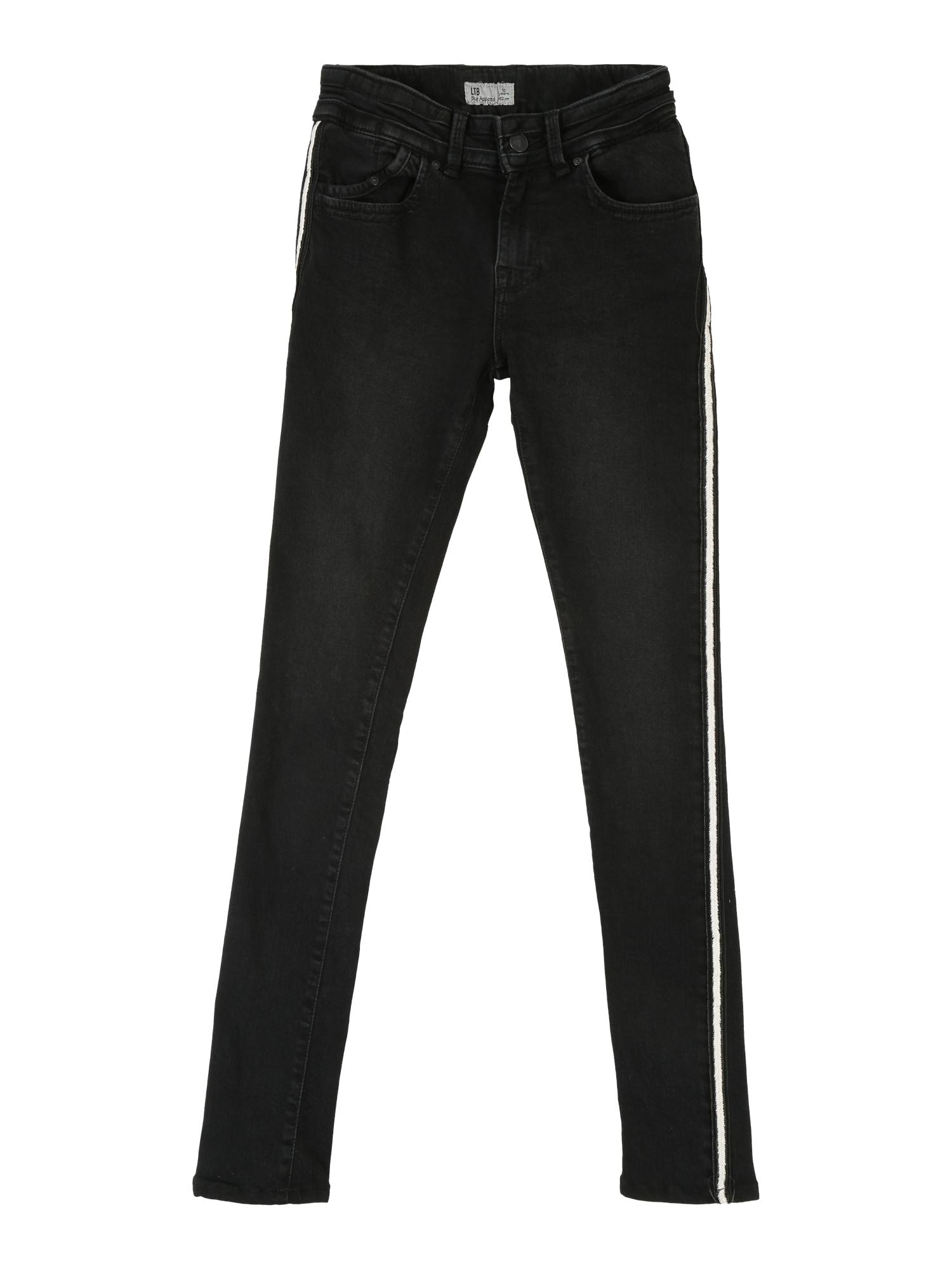 LTB Džinsai 'JULITA X G' juodo džinso spalva