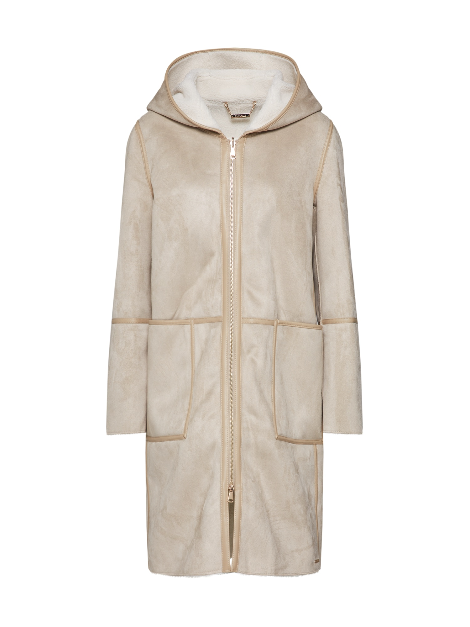 Zimní kabát písková RINO & PELLE