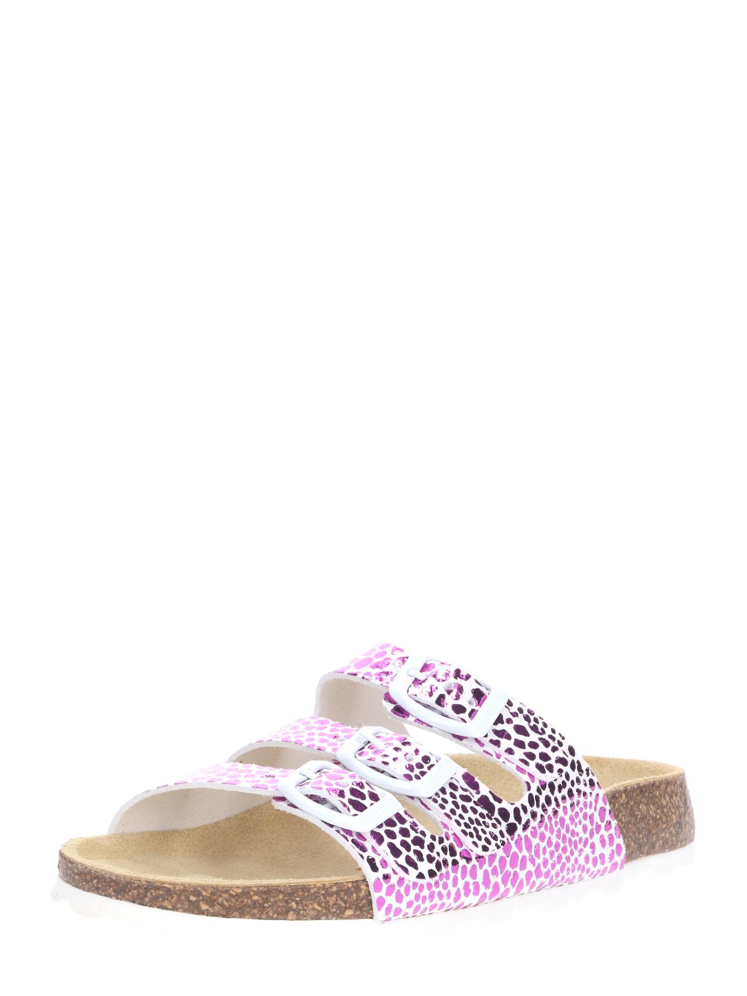 Sandály pink bílá SUPERFIT