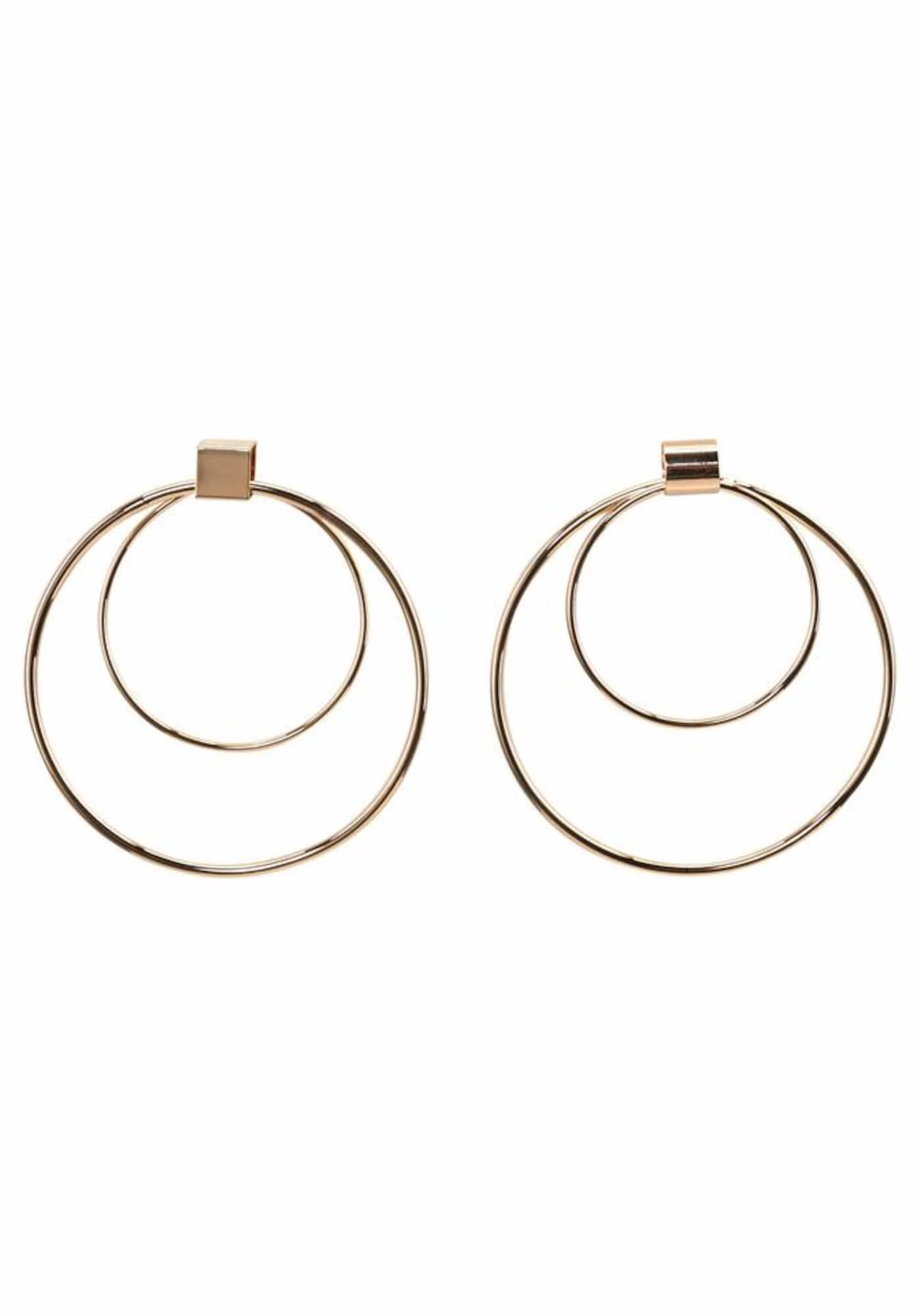 Ohrringe für Frauen - J. Jayz Creolen Set gold  - Onlineshop ABOUT YOU