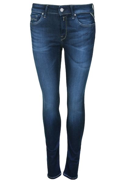 Hosen - Jeans 'NEW LUZ' › Replay › dunkelblau  - Onlineshop ABOUT YOU