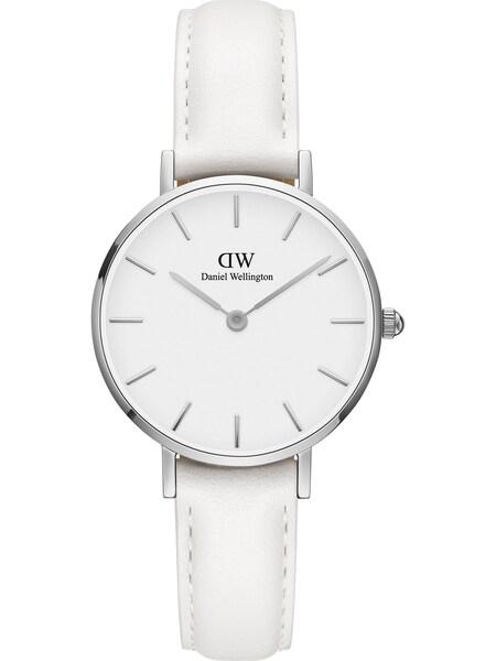 Uhren für Frauen - Daniel Wellington Uhr 'Bondi DW00100250' silber weiß  - Onlineshop ABOUT YOU
