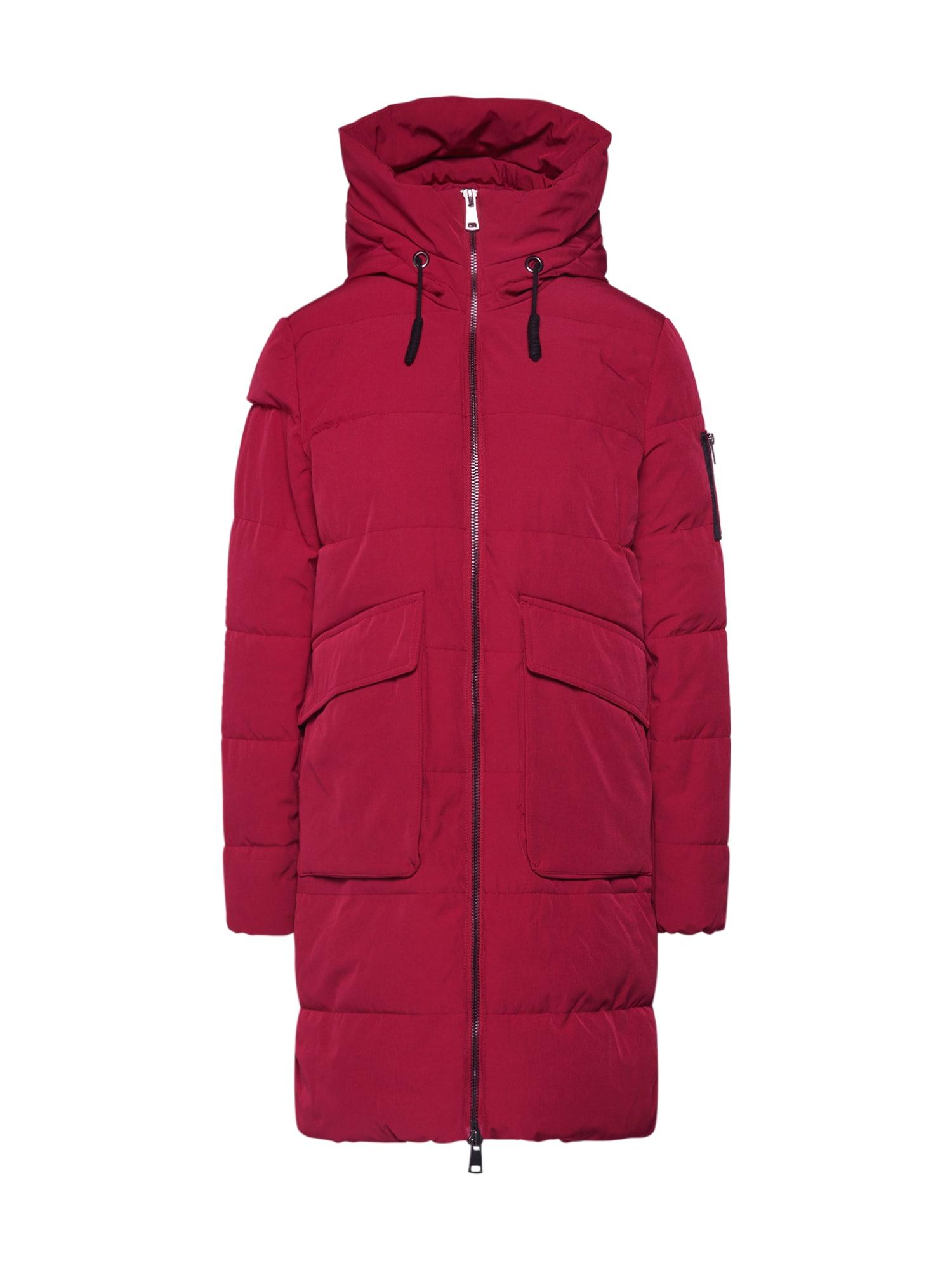 EDC BY ESPRIT Žieminis paltas rožinė