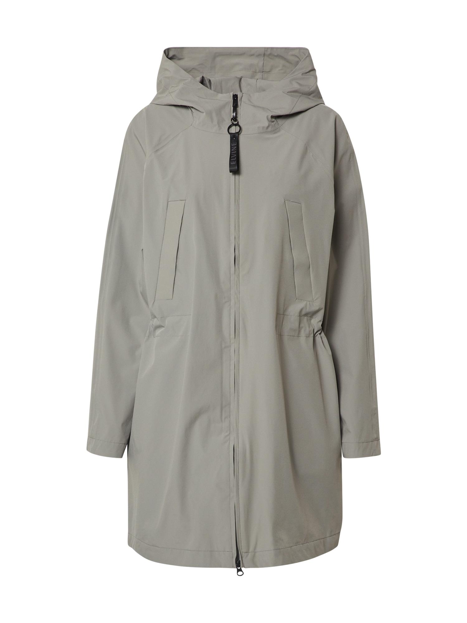 elvine Rudeninis-žieminis paltas 'Othilia' pilka