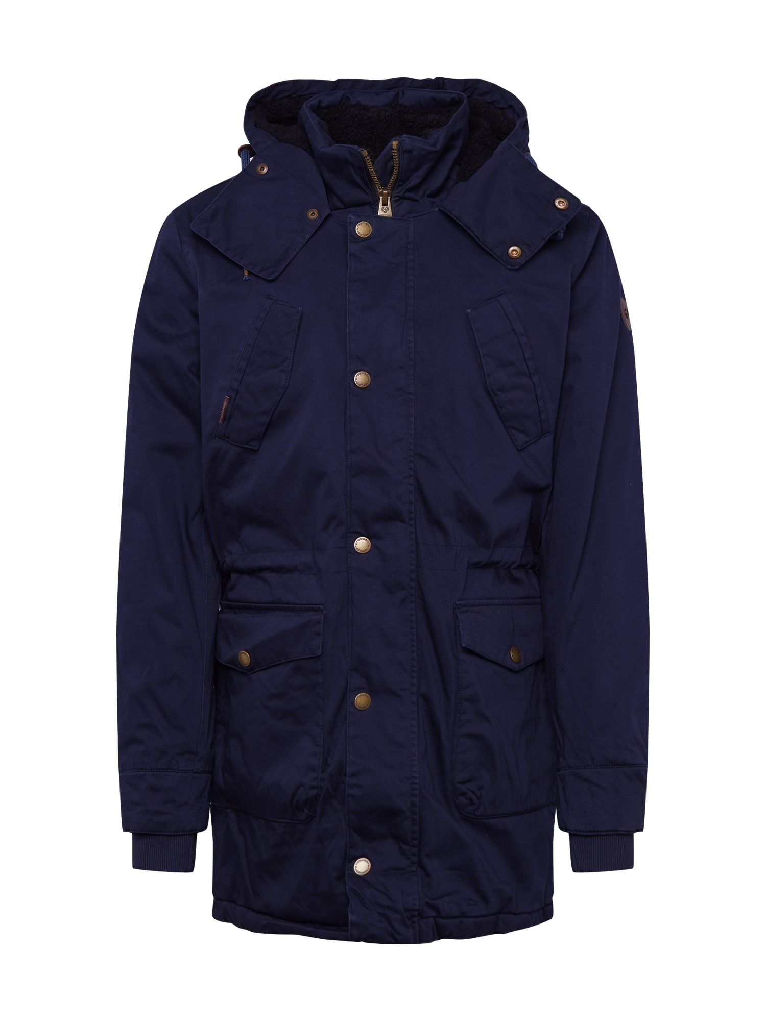 Ragwear Zimná parka 'CLANCY'  námornícka modrá