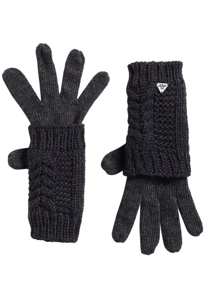 Handschuhe für Frauen - Khujo Handschuhe 'KELSEY' anthrazit  - Onlineshop ABOUT YOU