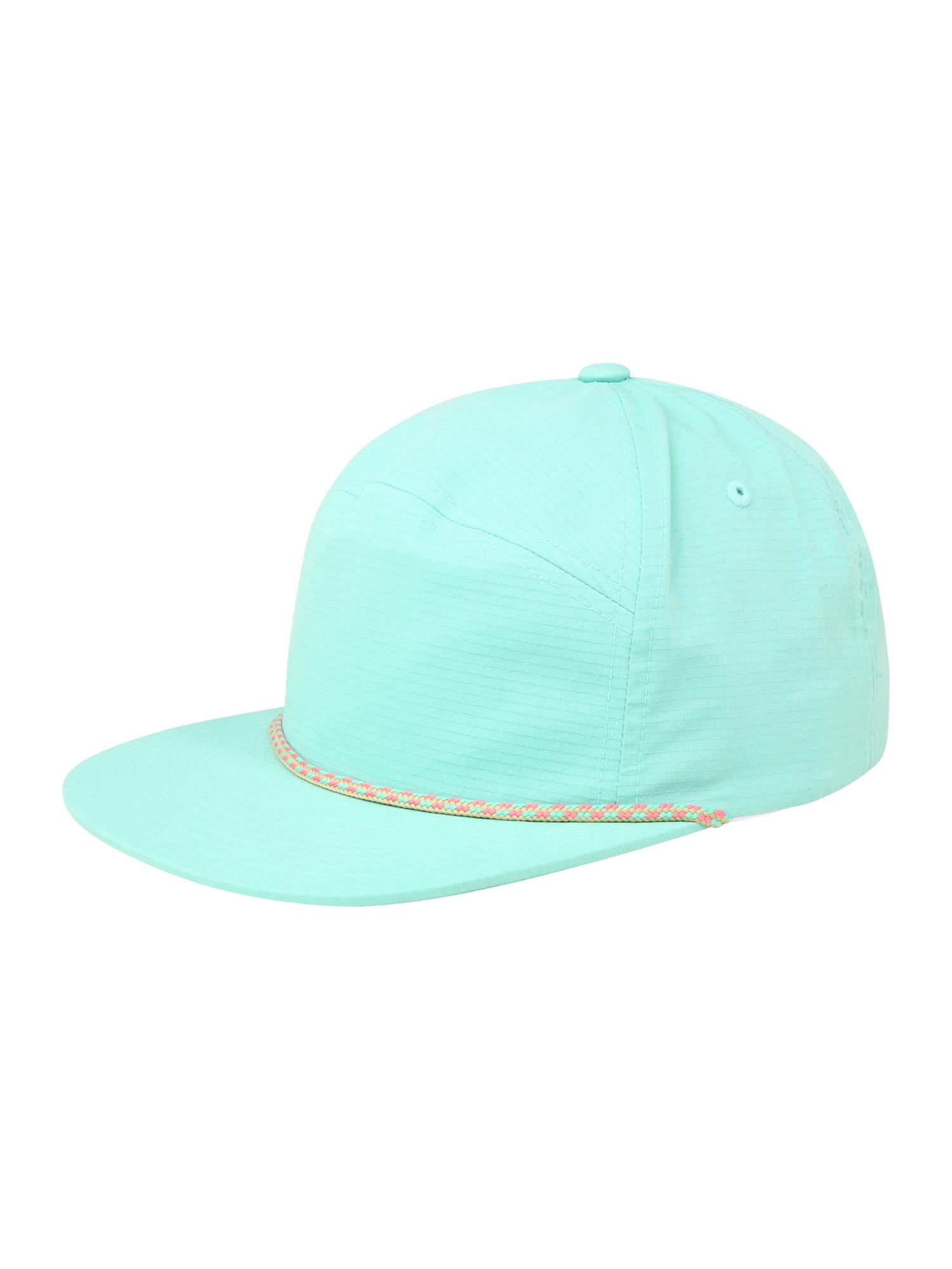 Čepice Color Braid Jockey Cap mátová Flexfit