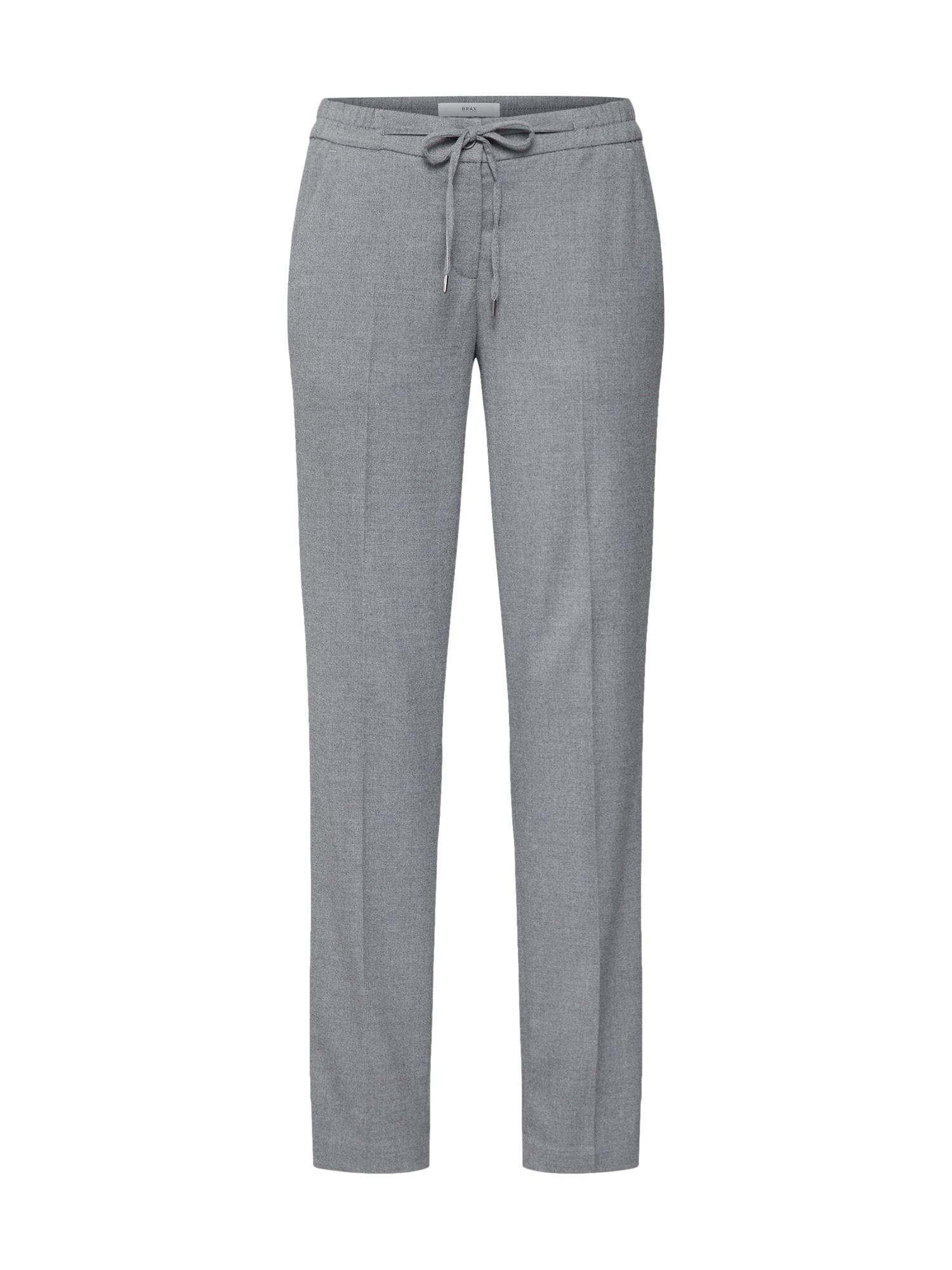 BRAX Chino stiliaus kelnės 'MAREEN' pilka