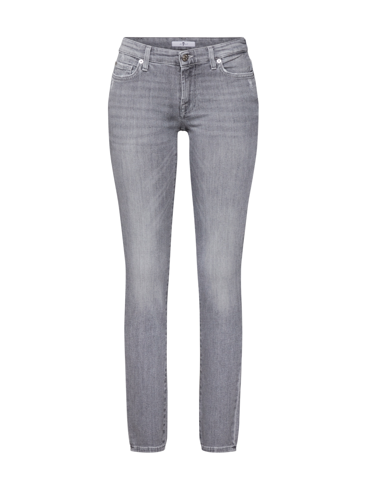 7 for all mankind Džinsai 'PYPER SLIM ILLUSION NEW DAWN' pilka