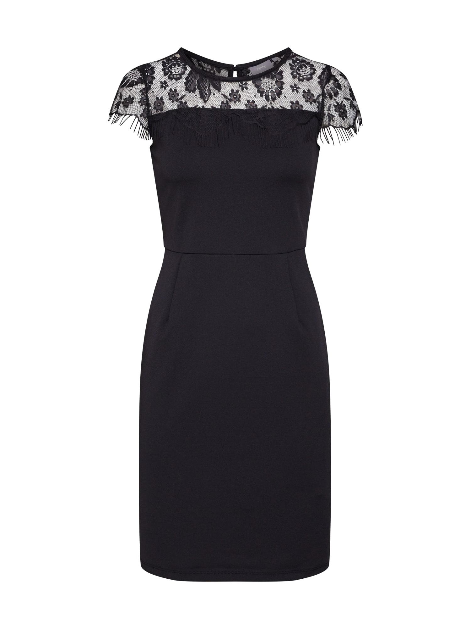 b.young Kokteilinė suknelė 'TRINNI' juoda