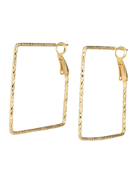 Ohrringe für Frauen - Blond ACCESSORIES Ohrringe 'Khloe' gold  - Onlineshop ABOUT YOU