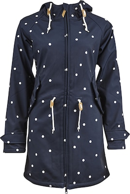 Derbe Outdoorjacke 'Island Friese Dots'