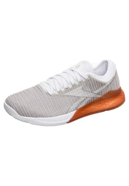 Sportschuhe - Sportschuhe 'Nano 9' › Reebok › greige orange weiß  - Onlineshop ABOUT YOU