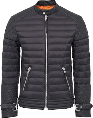 Tigha Steppjacke 'Lester Down'
