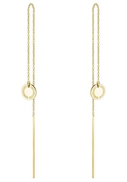 Ohrringe - Ohrhänger › liebeskind berlin › gold  - Onlineshop ABOUT YOU