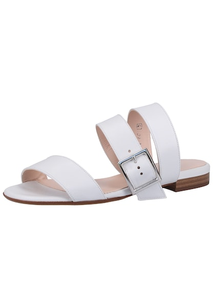 Sandalen für Frauen - PETER KAISER Sandalen weiß  - Onlineshop ABOUT YOU