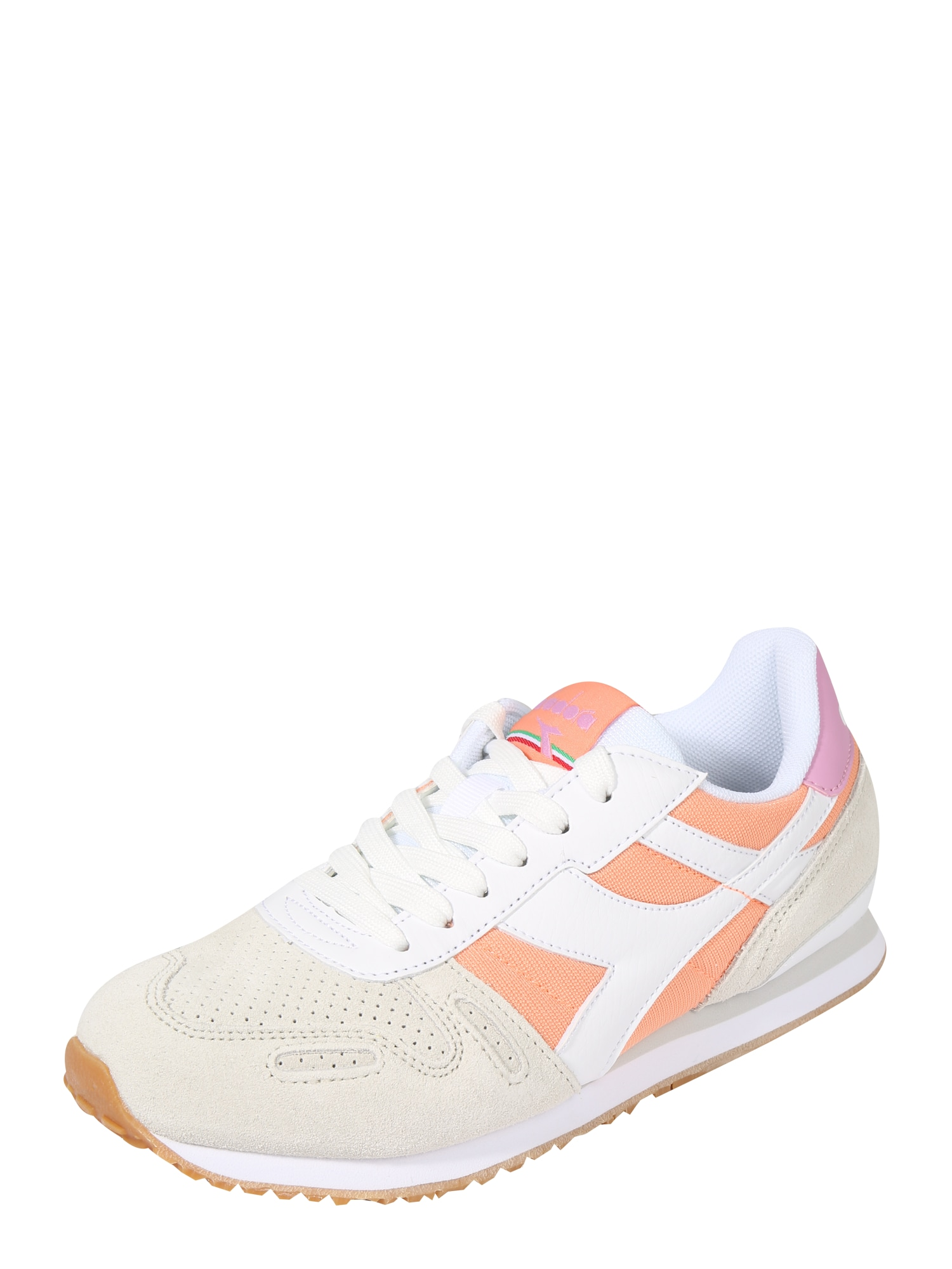 Diadora Sportiniai batai 'TITAN' smėlio / oranžinė / balta