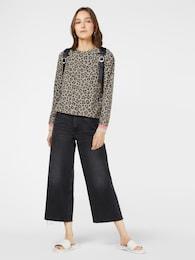 - LTB Damen Pullover WETASO S T braun,grau,pink | 08697600733951