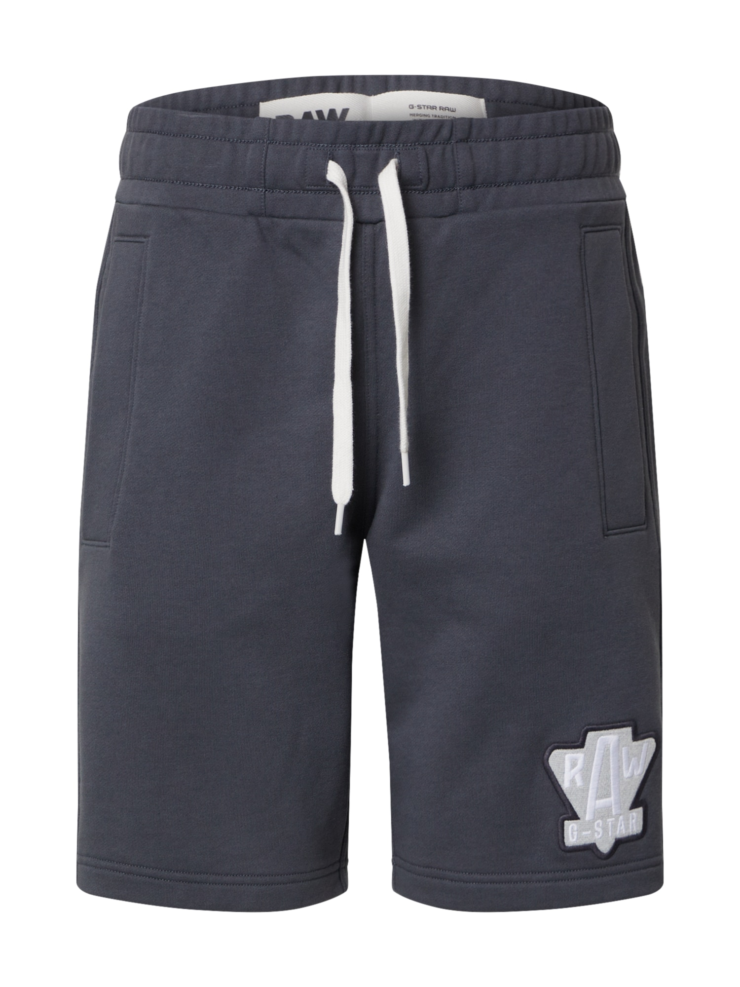 G-Star RAW Nohavice  grafitová / sivá