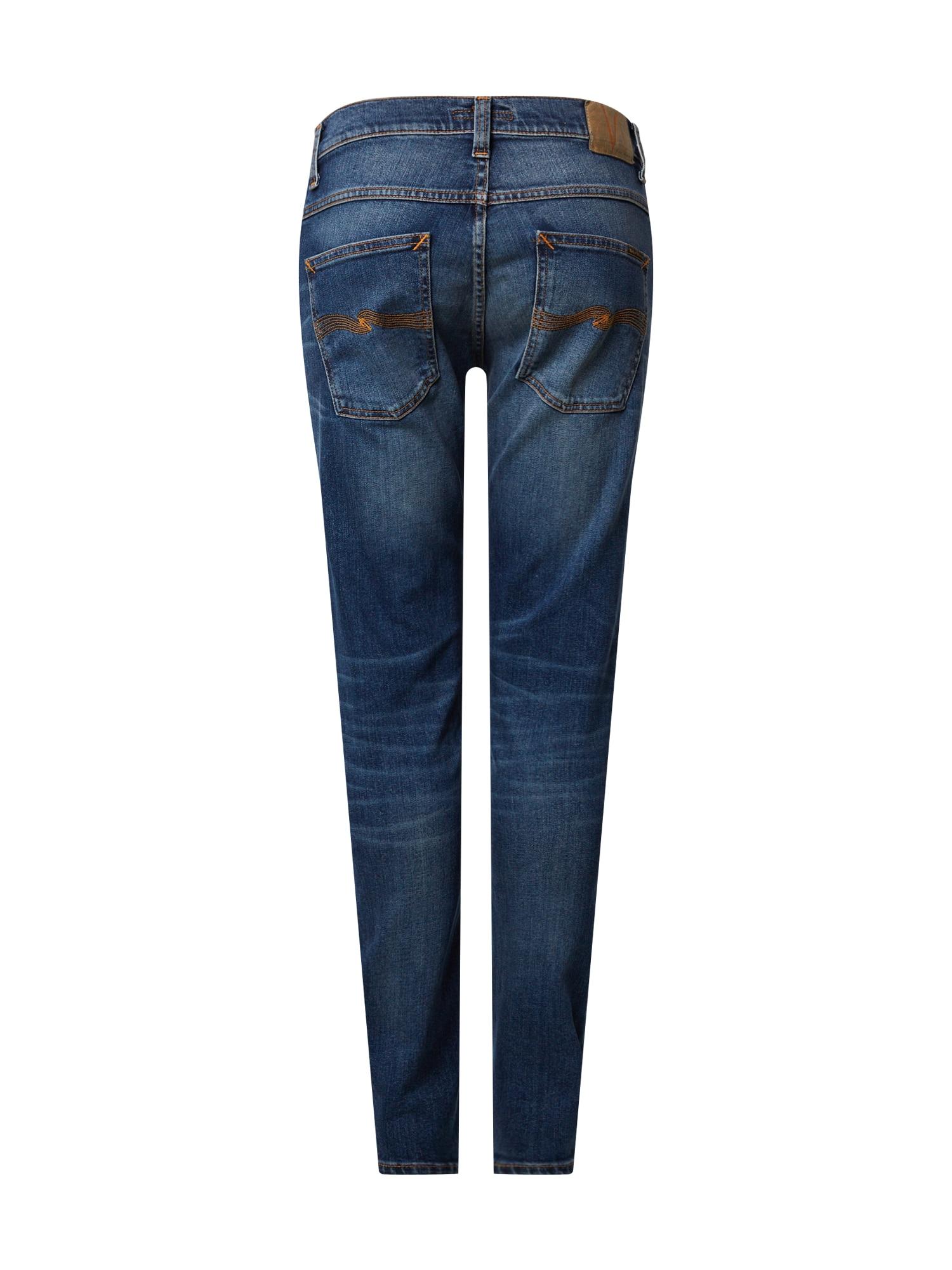 Nudie Jeans Co Jeans 'Grim Tim'  blå denim