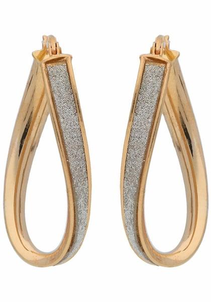 Ohrringe für Frauen - FIRETTI Paar Creolen gold  - Onlineshop ABOUT YOU