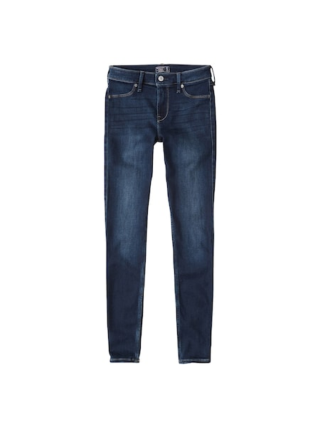Hosen - Jeggings › Abercrombie Fitch › blue denim  - Onlineshop ABOUT YOU