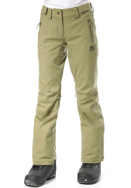 Hosen - Snowboardhose 'Slinky' › Rip Curl › khaki  - Onlineshop ABOUT YOU