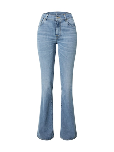 Hosen - Jeans 'Somewhere' › 7 For All Mankind › blue denim  - Onlineshop ABOUT YOU