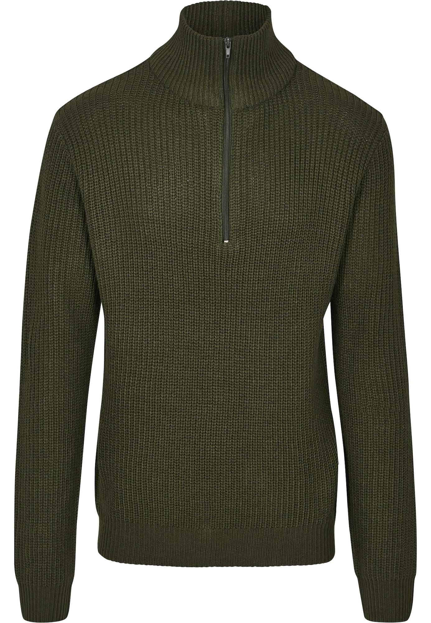 Brandit Megztinis tamsiai žalia