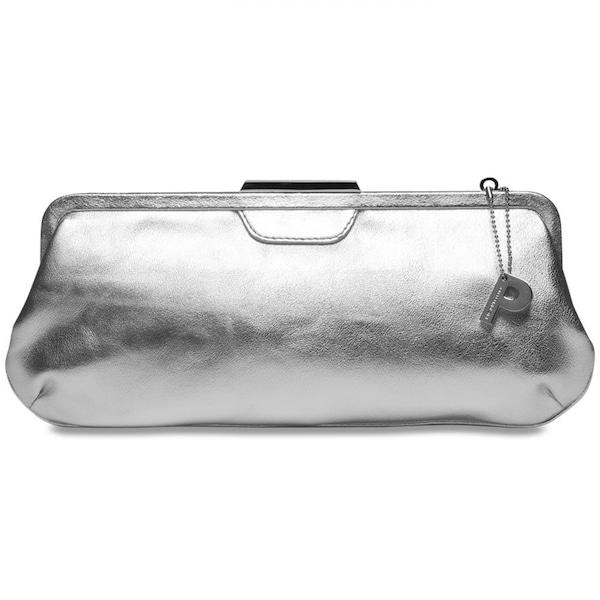 Clutches für Frauen - Picard Auguri Damentasche Leder 34 cm silber  - Onlineshop ABOUT YOU