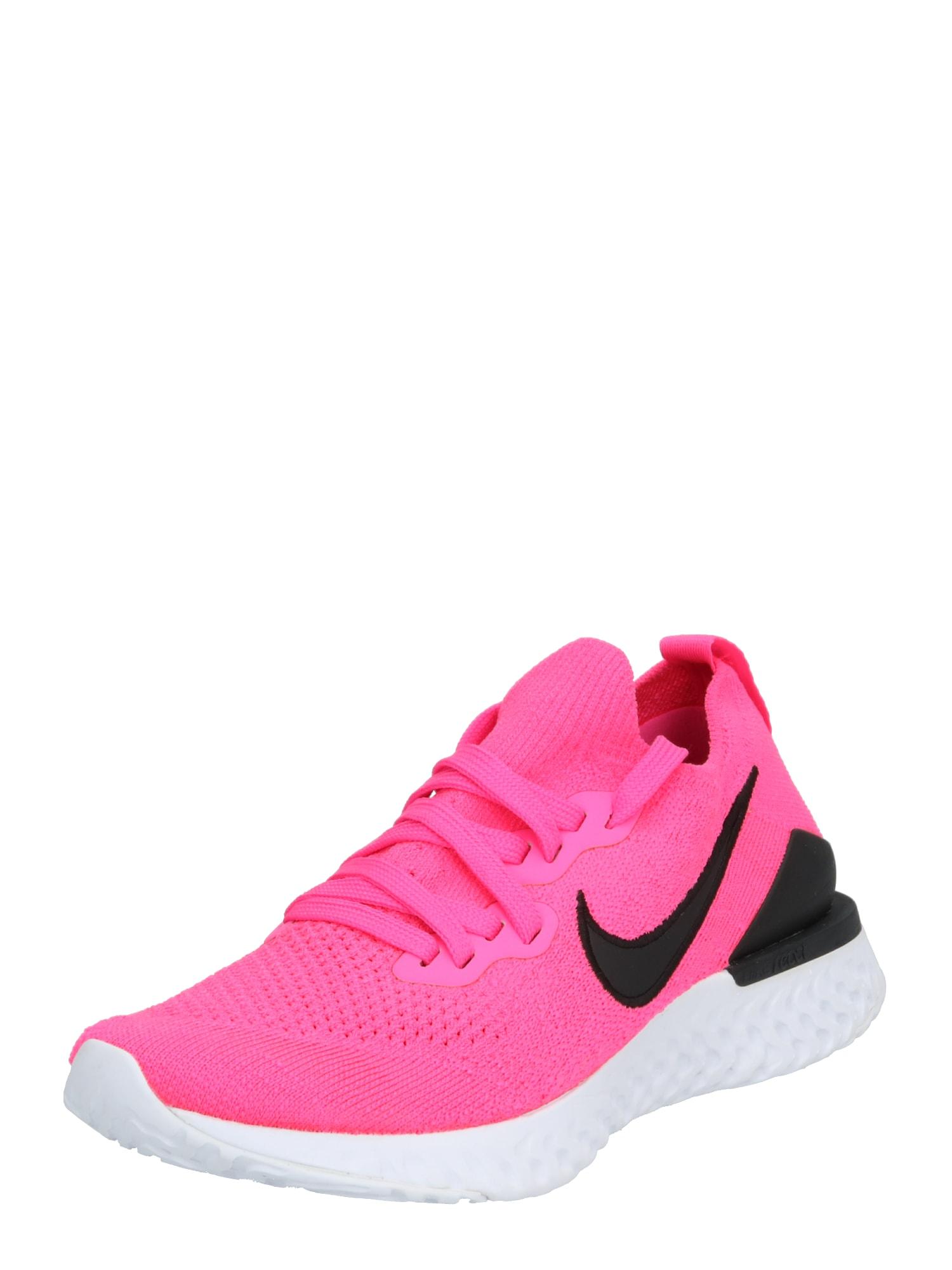 Laufschuhe 'Epic React Flyknit 2' | Schuhe > Sportschuhe > Laufschuhe | Nike