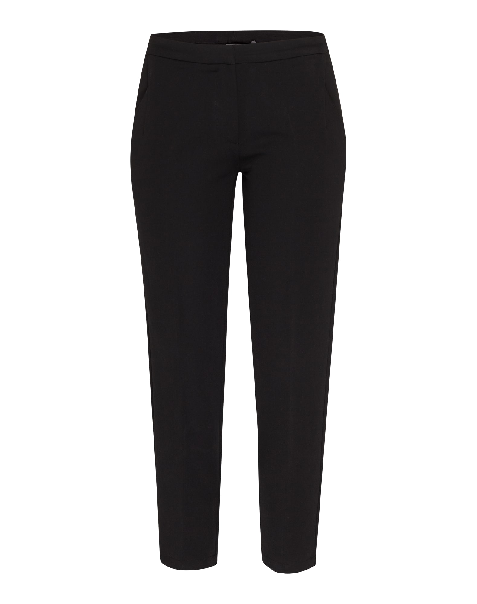 minimum Plisované nohavice 'Halle'  čierna