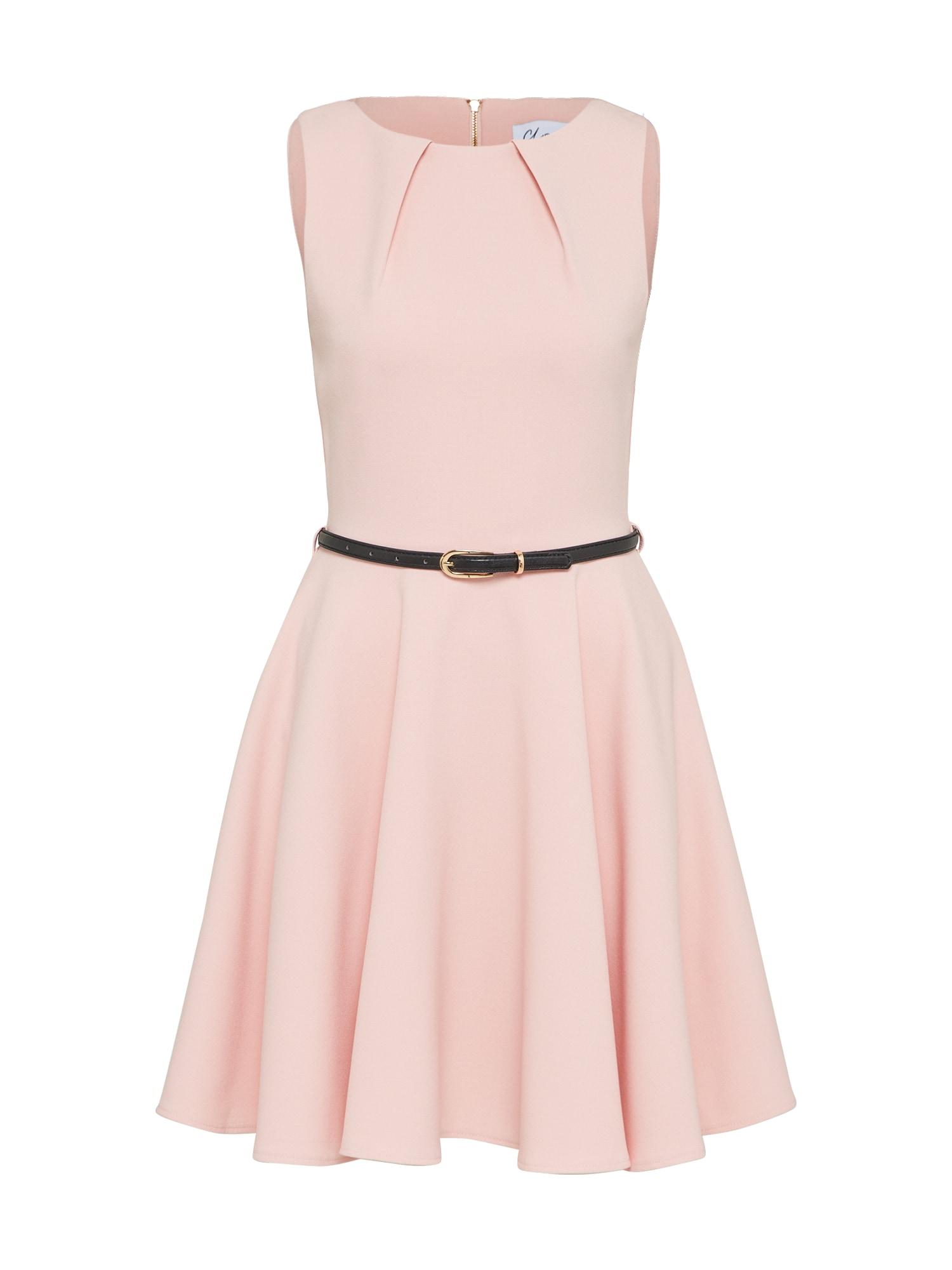 Closet London Kokteilinė suknelė rožinė