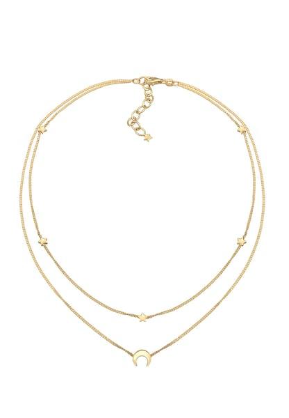 Ketten für Frauen - ELLI Kette gold  - Onlineshop ABOUT YOU