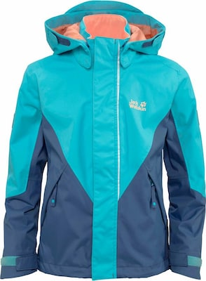 JACK WOLFSKIN Funktionsjacke 'GREEN TERRAIN GIRLS'