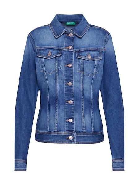 Jacken - Jacke › United Colors of Benetton › blau  - Onlineshop ABOUT YOU