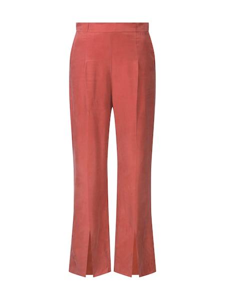 Hosen - Hose 'Flared Split leg Trousers' › Pop Copenhagen › orange  - Onlineshop ABOUT YOU