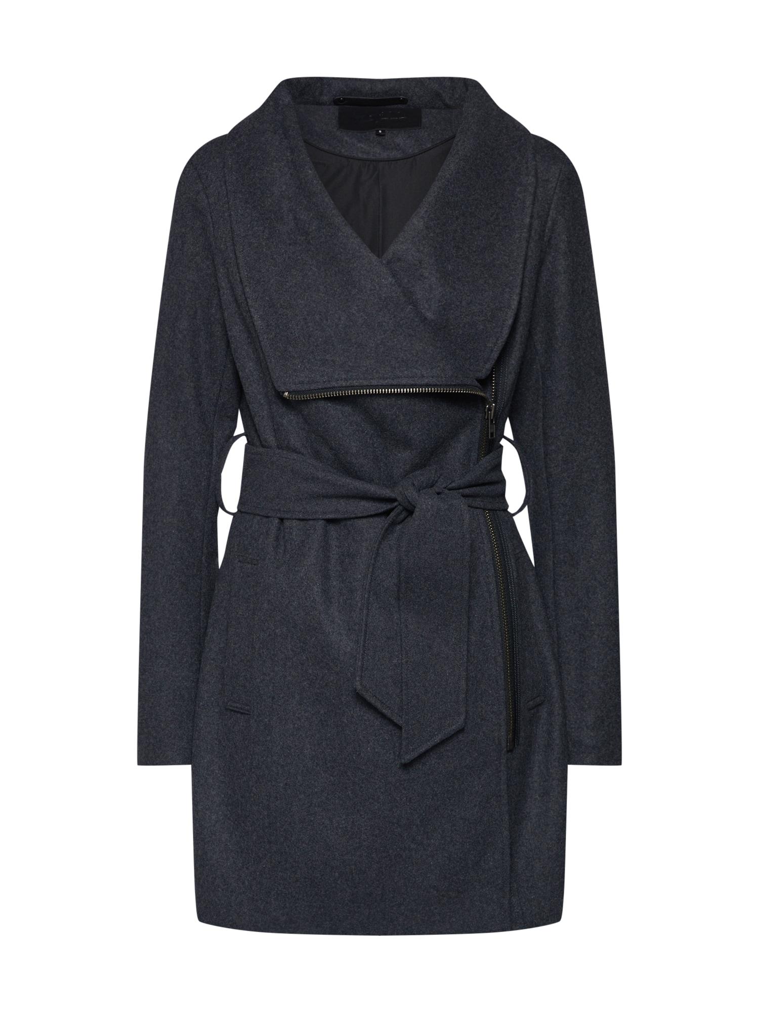 mbym Rudeninis-žieminis paltas 'Mika' pilka