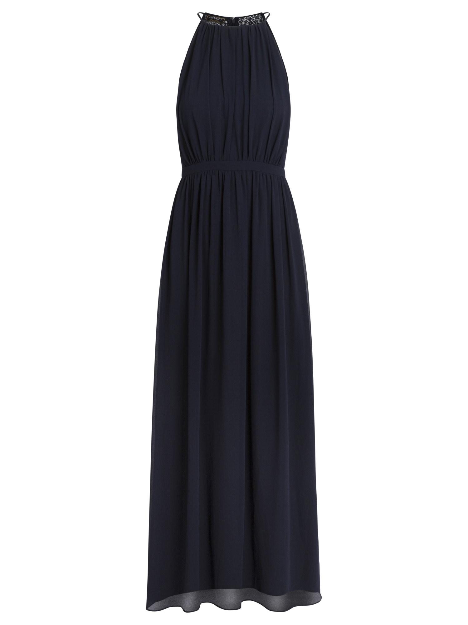 APART Vakarinė suknelė nakties mėlyna