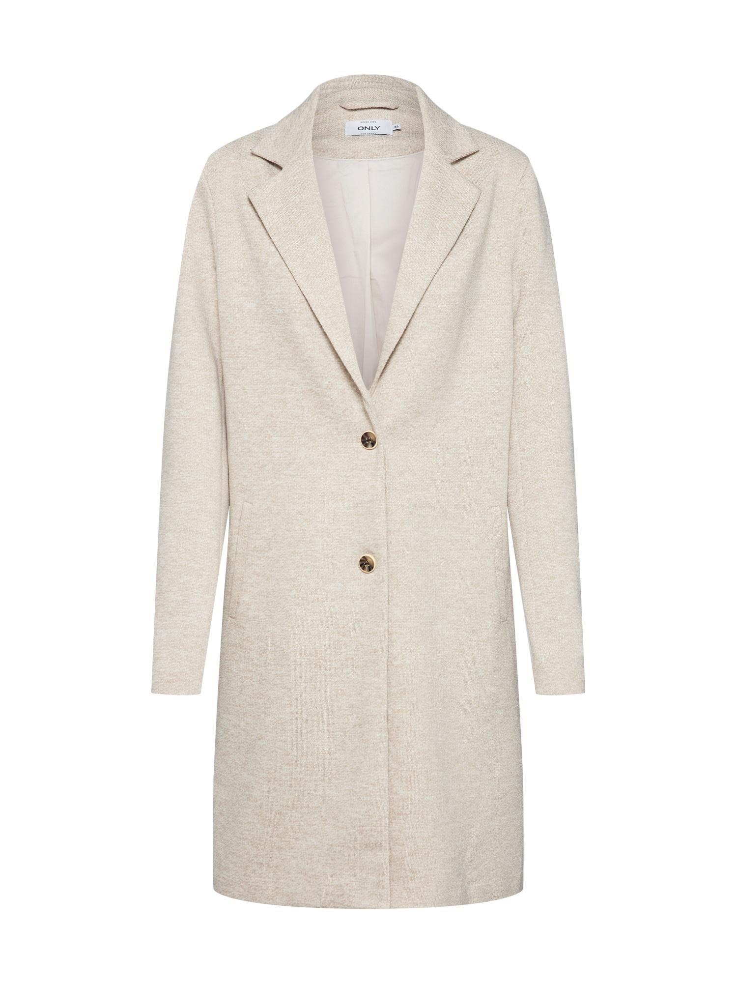 ONLY Rudeninis-žieminis paltas 'Carrie Mel Otw' smėlio