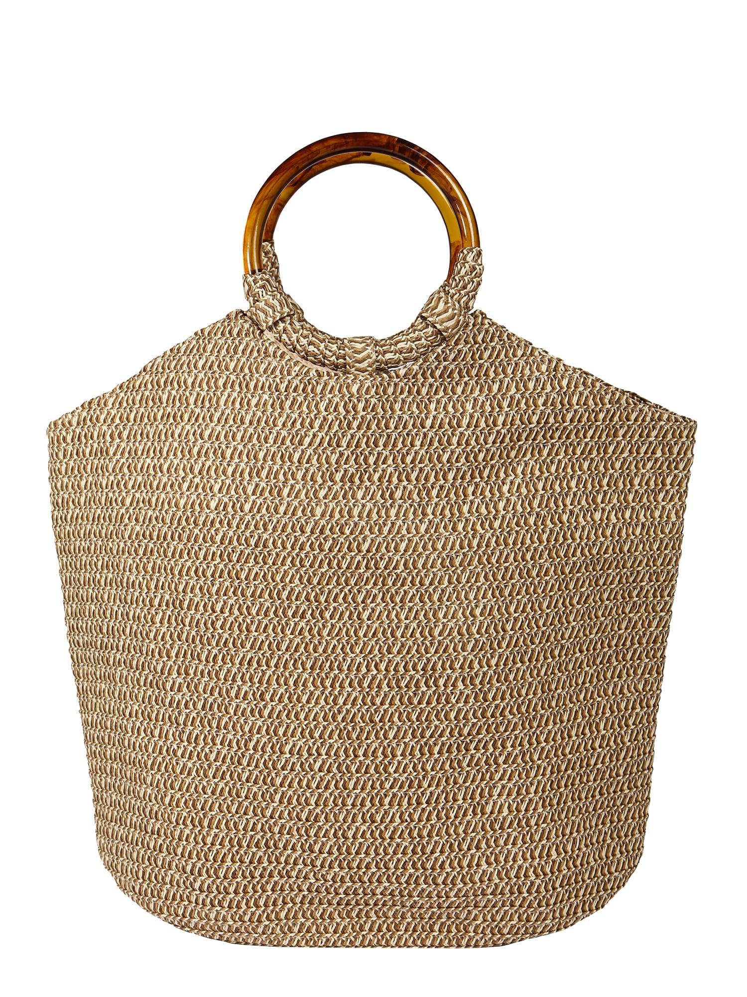 InWear Pirkinių krepšys 'IslaI' ruda / smėlio