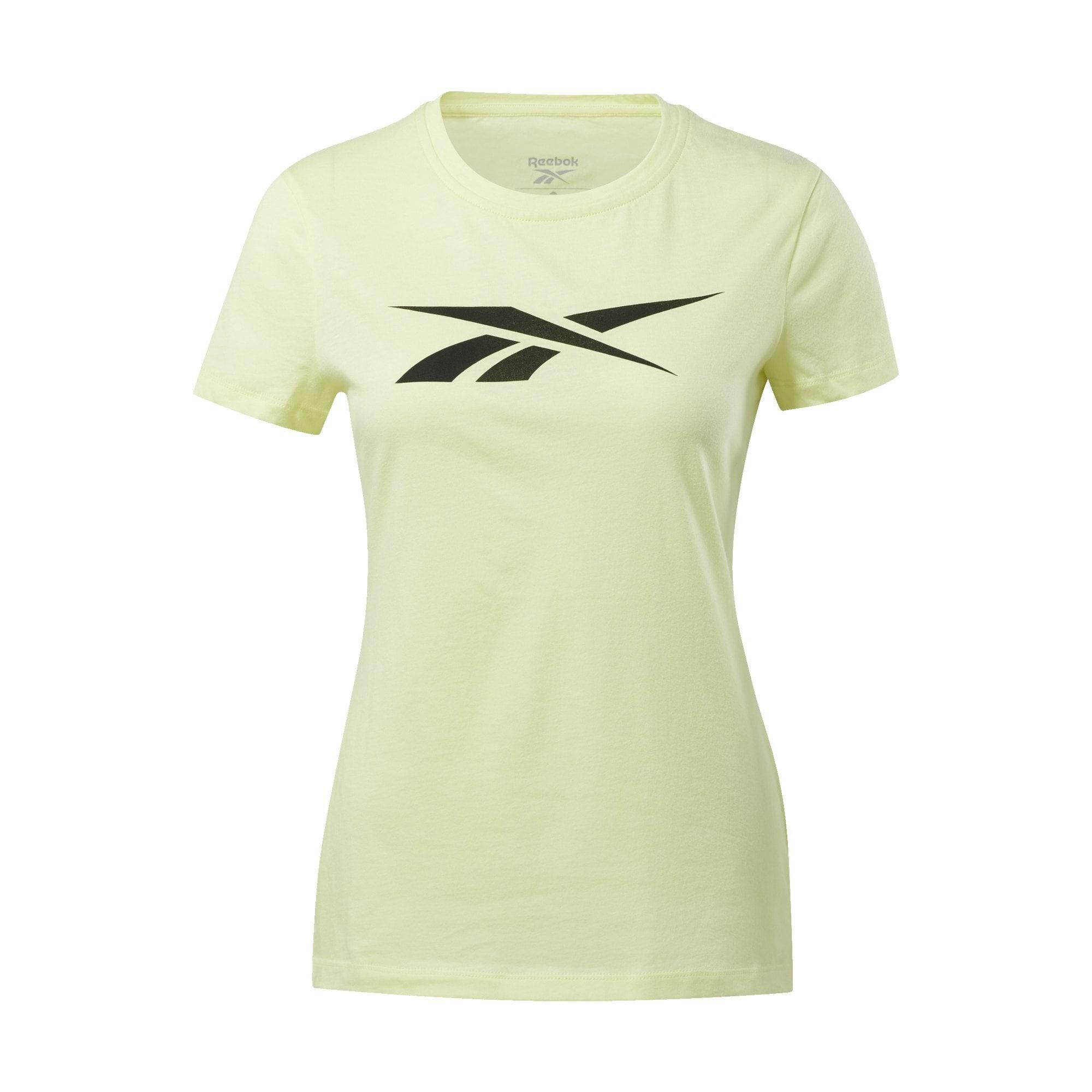 REEBOK Funkční tričko 'Vector'  žlutá