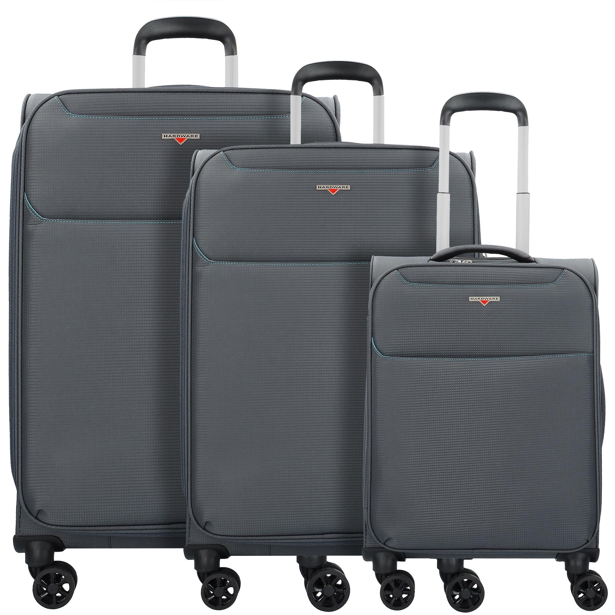 Kofferset | Taschen > Koffer & Trolleys > Koffersets | Hardware