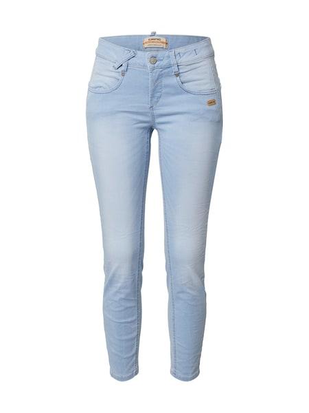 Hosen - Jeans 'Nele X' › Gang › hellblau  - Onlineshop ABOUT YOU