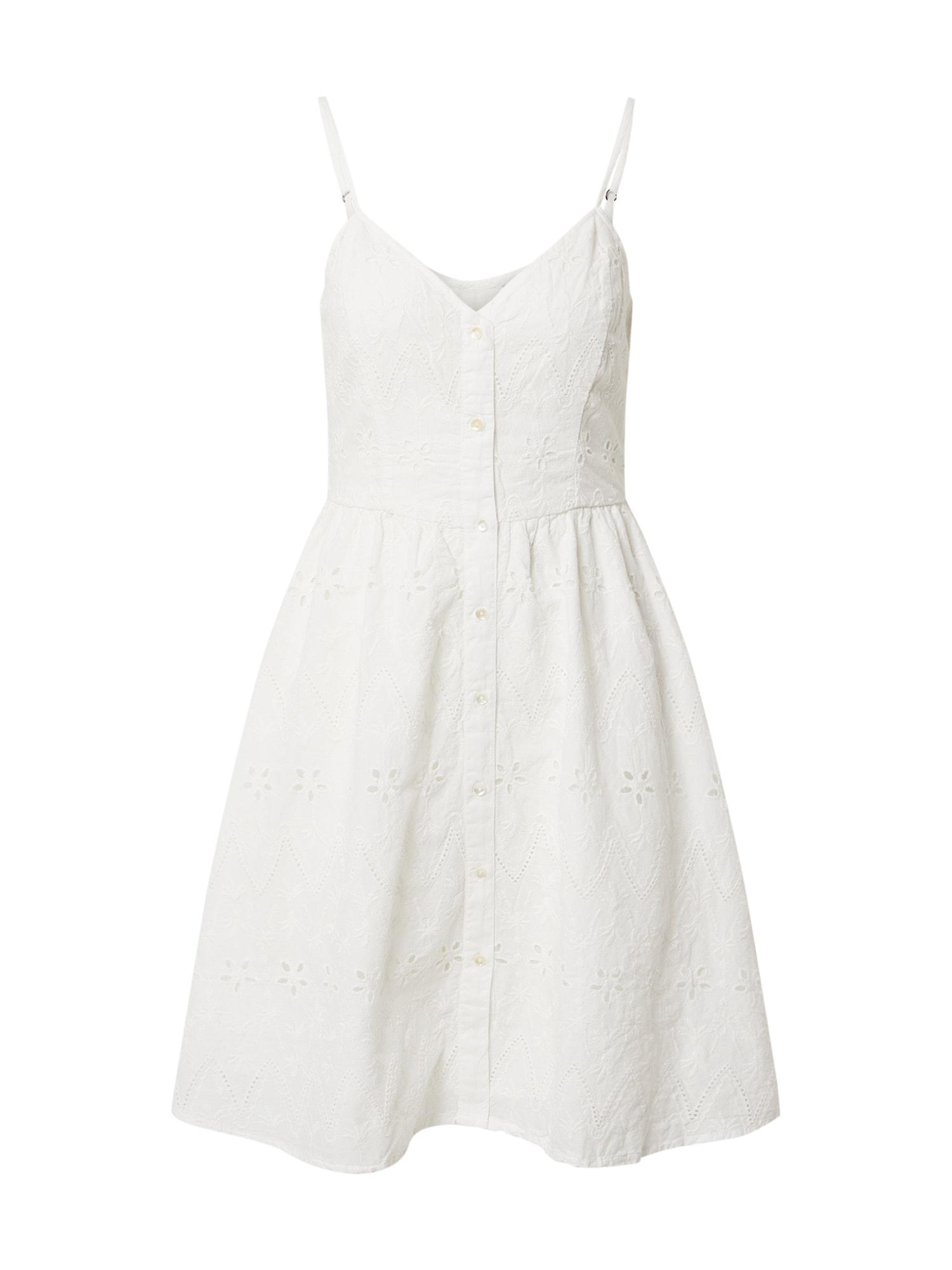 ONLY Letné šaty 'SIRI'  šedobiela