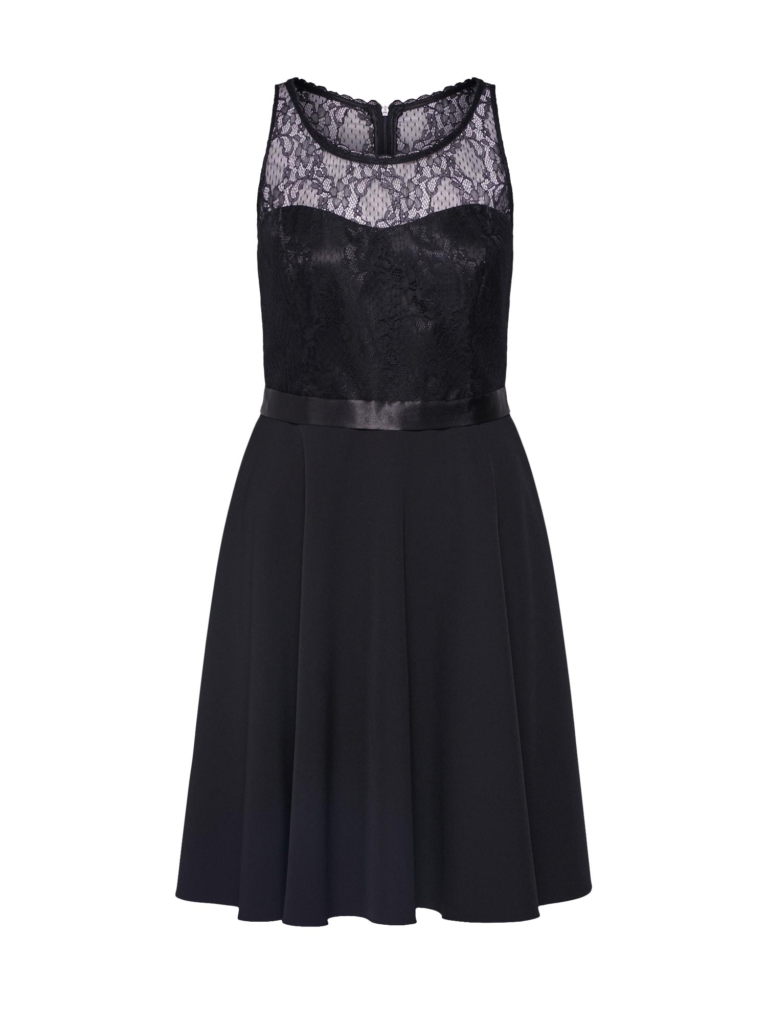 VM Vera Mont Kokteilinė suknelė juoda