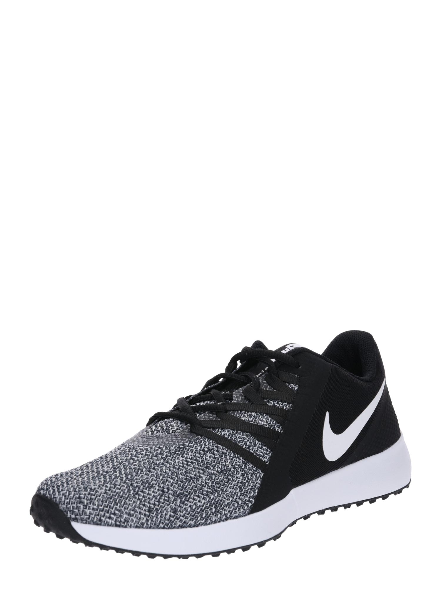 Sportovní boty Nike Varsity Compete Trainer černá bílá NIKE