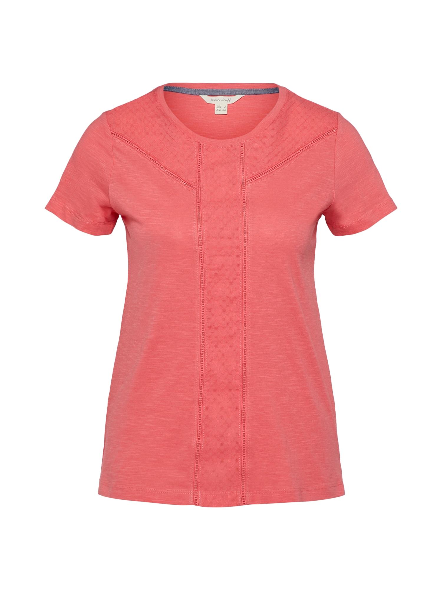 Tričko Amelie pink WHITE STUFF