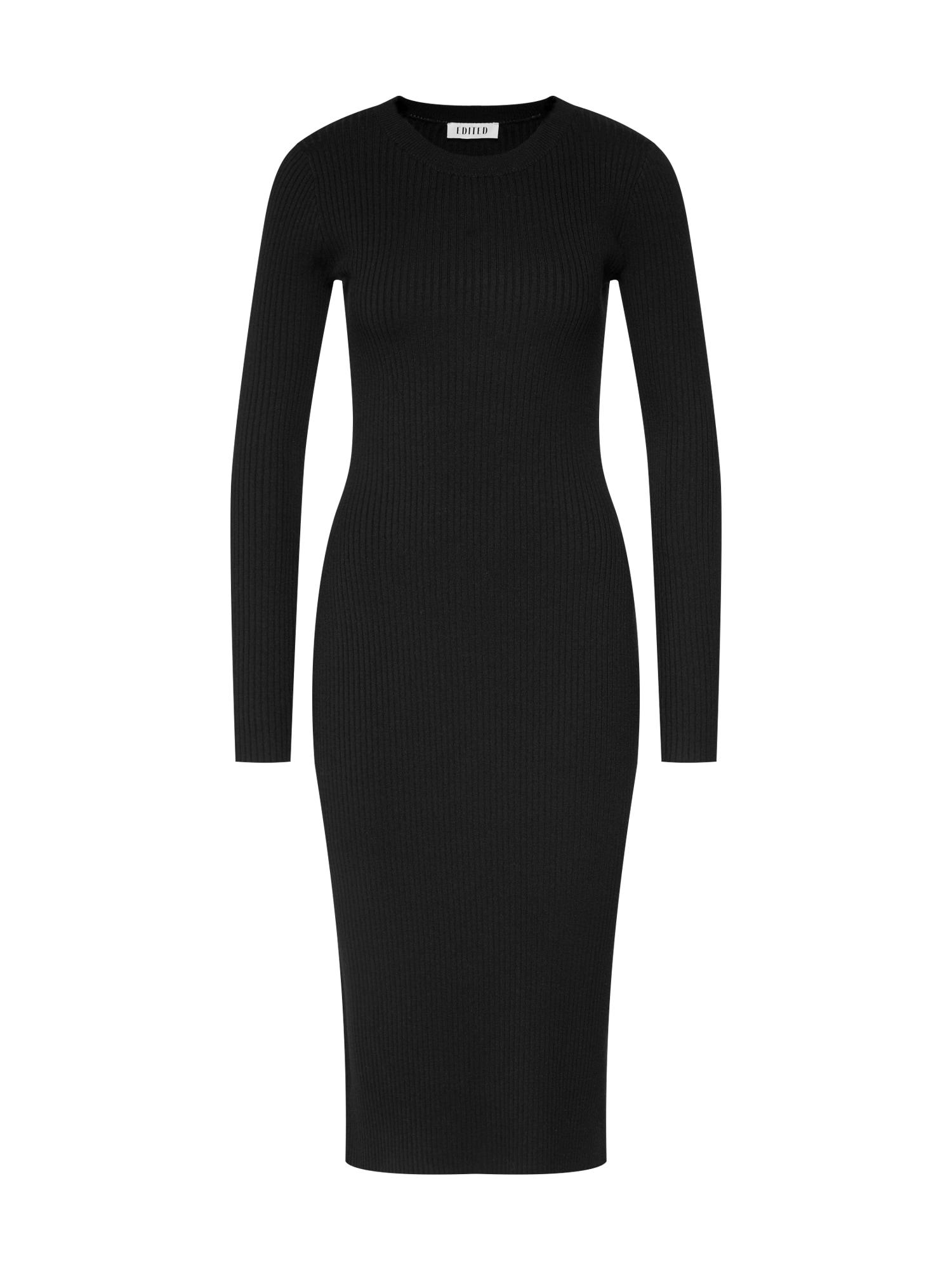 EDITED Megzta suknelė 'Hennie' juoda
